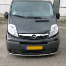OPVI.33.2486 Ø 60 OPEL VIVARO 2002-2006 FRONT PROTECTION CITY BAR