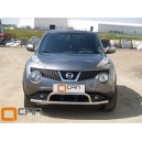 NIJU.33.5019 NISSAN JUKE 2010+ FRONT PROTECTION SS LIP