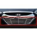 3208081 HYUNDAI IX-35 2010+ Front Chrome Grill S.Steel