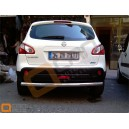 NIQA.57.2080/82 NISSAN QASSHQAI 2007+ REAR PROTECTION BAR