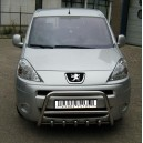 CIBE.35.0398 CITROEN BERLINGO Multispace 2008+ FRONT BULL-BAR / GRILL BAR