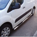 B2 CIBE.43.0368 CITROEN BERLINGO MULTISPACE 2008+ SIDE BARS / PLASTIC STEPS