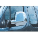1524111 CITROËN BERLINGO 09.08+Chrome Mirror Cover 2 Pcs. Abs