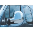 5723111 PEUGEOT PARTNER TEPEE 09.08+ Chrome Mirror Cover 2 Pcs. Abs