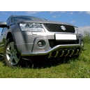 SUGV.33.3296 SUZUKI GRAND VITARA 2005+ FRONT PROTECTION BAR WITH GRILL