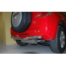 SUGV.57.3218  SUZUKI GRAND VITARA 2006+ REAR PROTECTION BAR